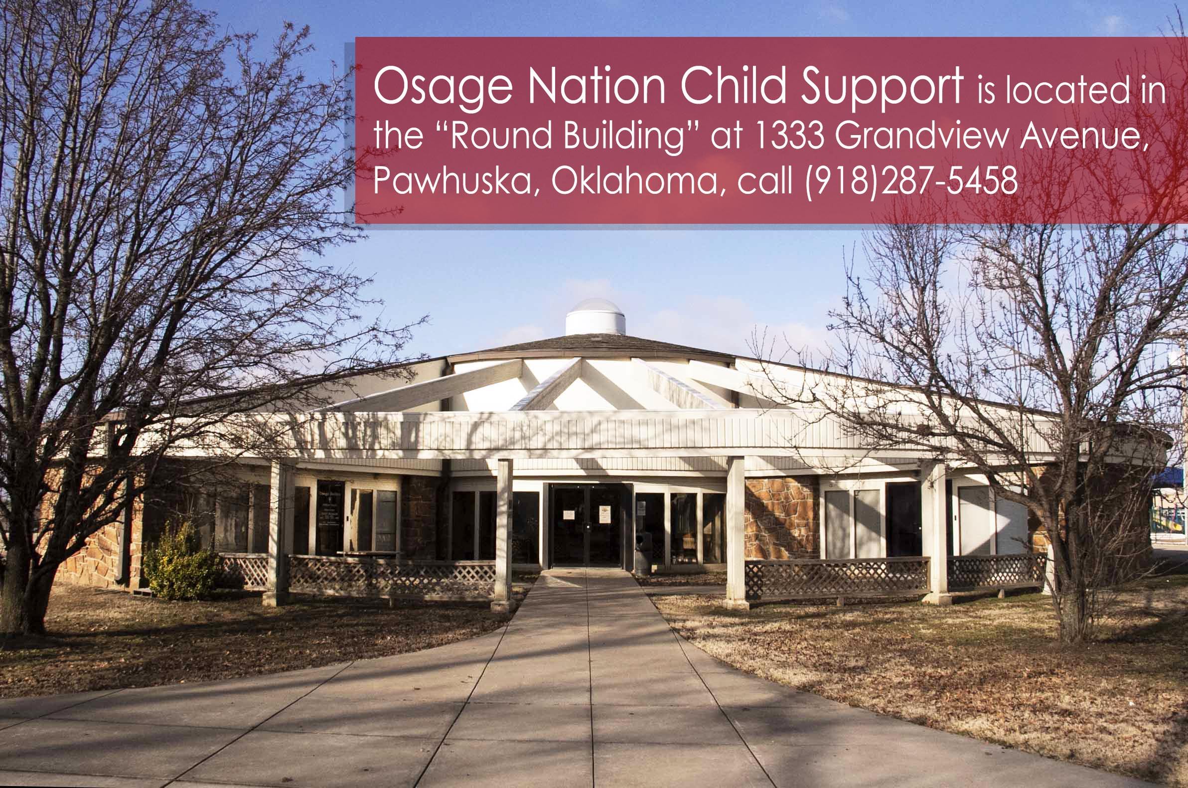 Child Support Services Osage Nation