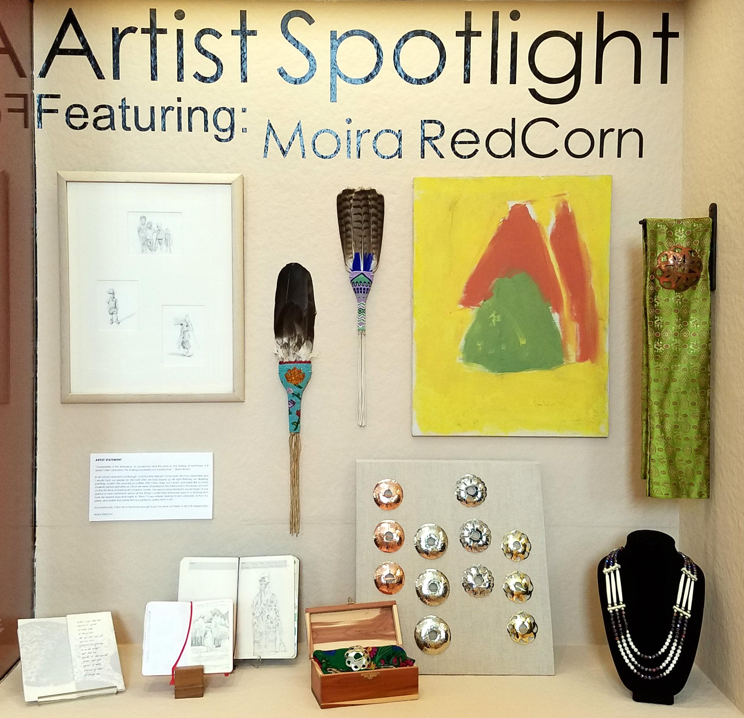 Moira Redcorn Spotlight