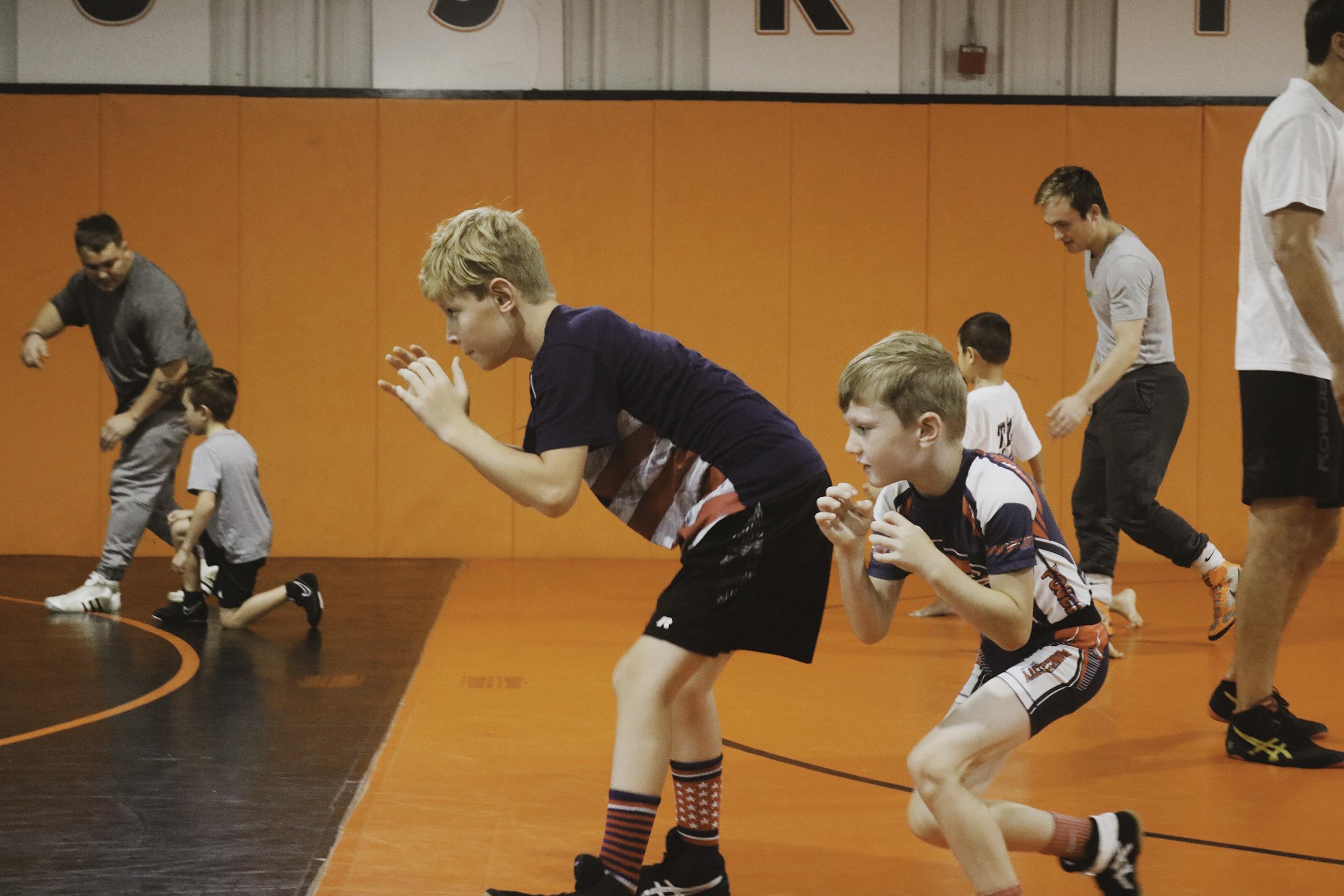 wrestling camp 6