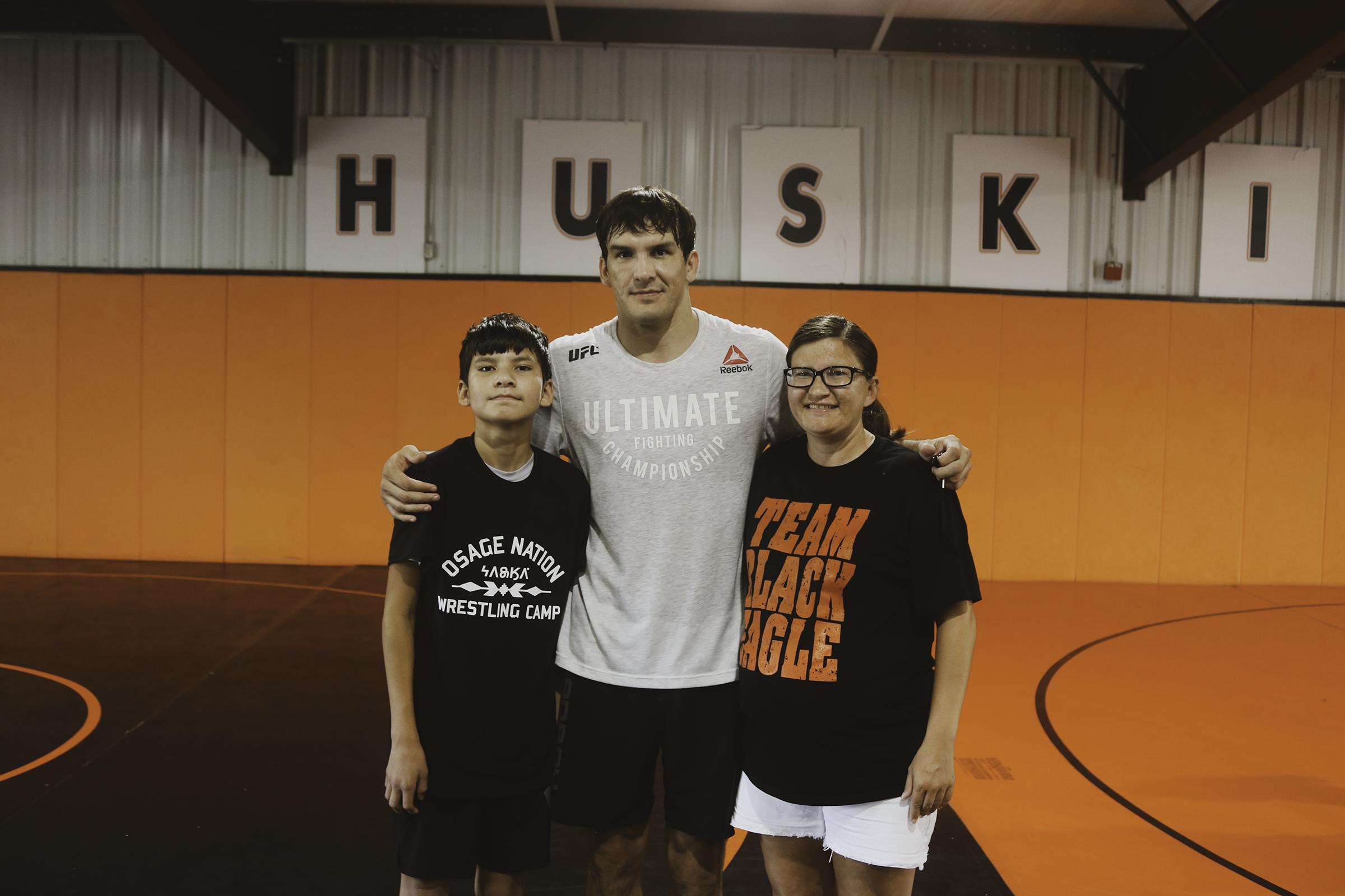 wrestling camp 7