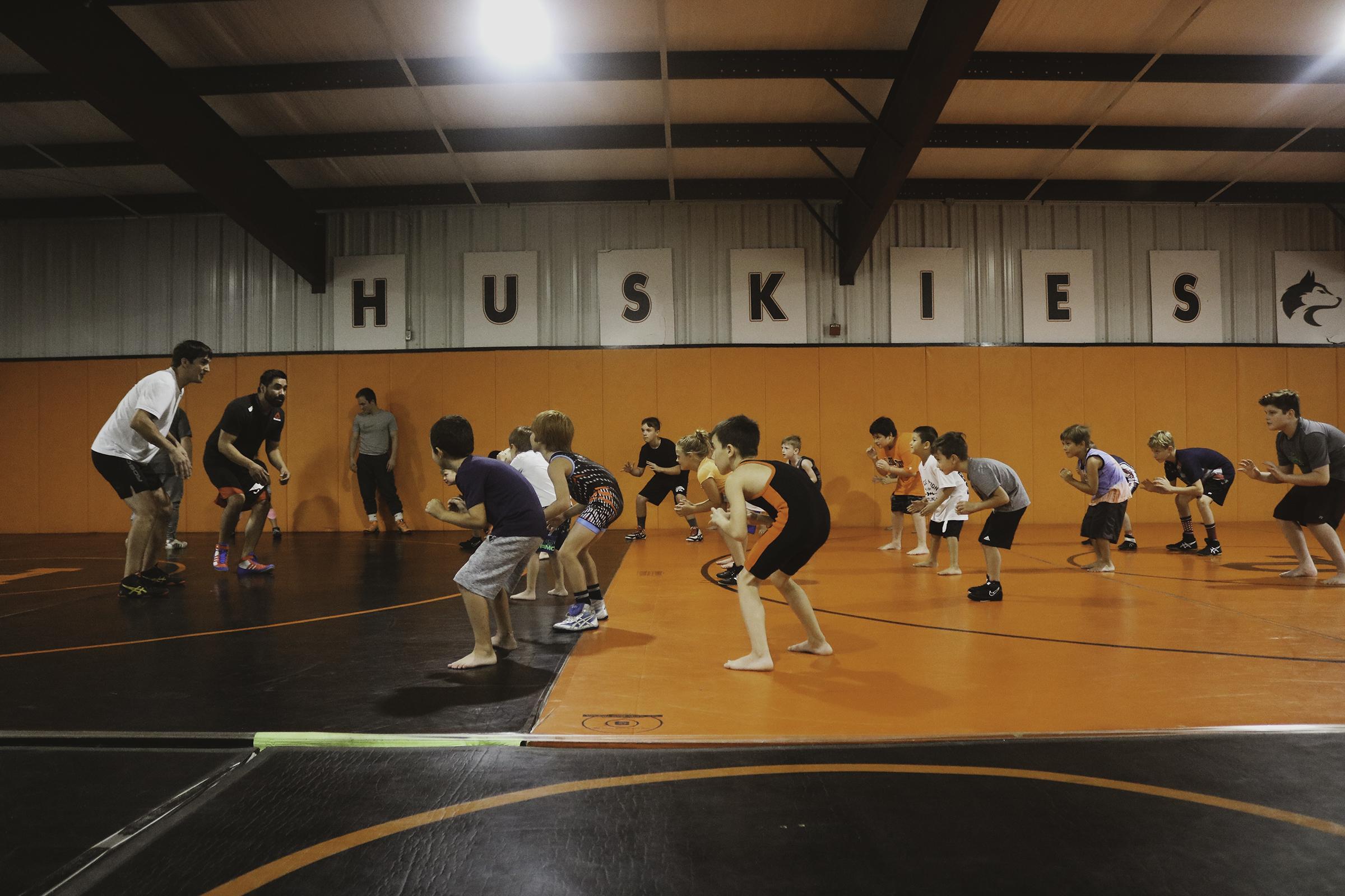 wrestling camp 9