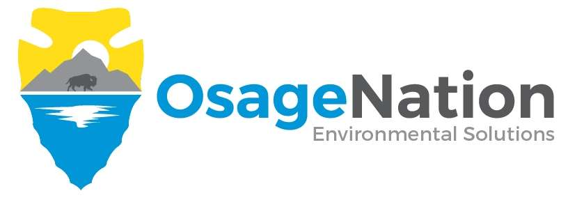 Osage Nation Environmental Solutions graphic