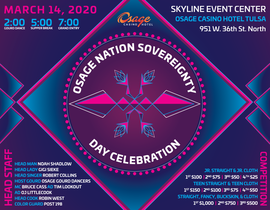 Sovereignty Day poster 2020