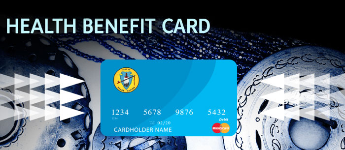 Health Benefit Card Information on this page
