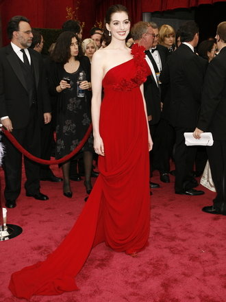 Oscar Red  Carpet fashion