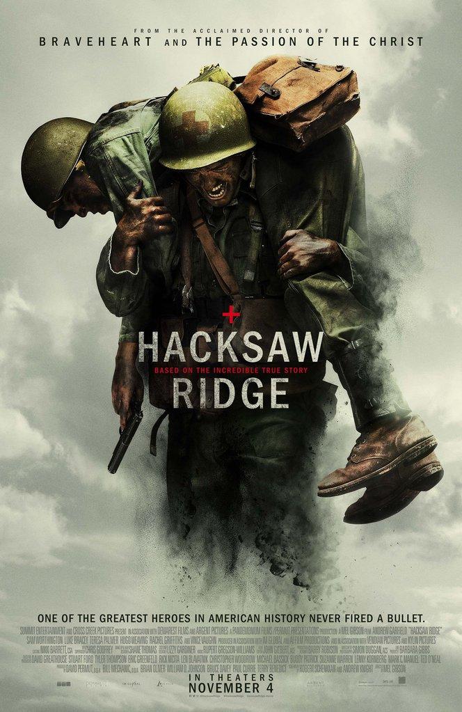 OSCARS | Hacksaw Ridge [2016]