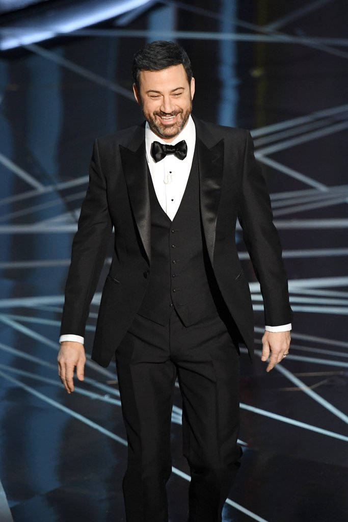 jimmy kimmel returns as oscars 2018 host oscars 2018
