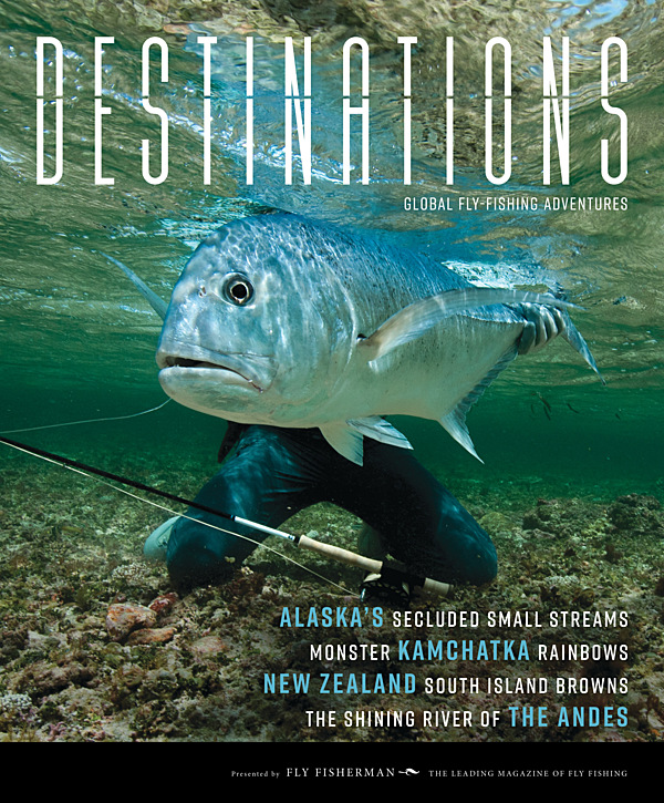 2019 Fly Fisherman Destinations