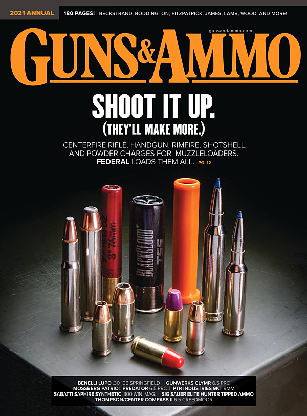 2021 Guns & Ammo Annual #1
