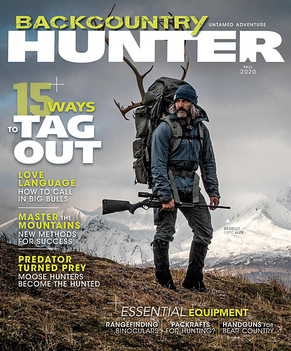 2020 Backcountry Hunter Fall