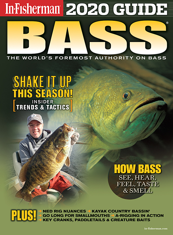 2020 In-Fisherman Bass Guide