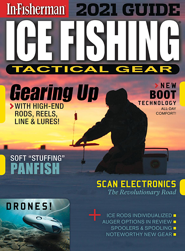 2021 Ice Fishing Guide - Tactical Gear