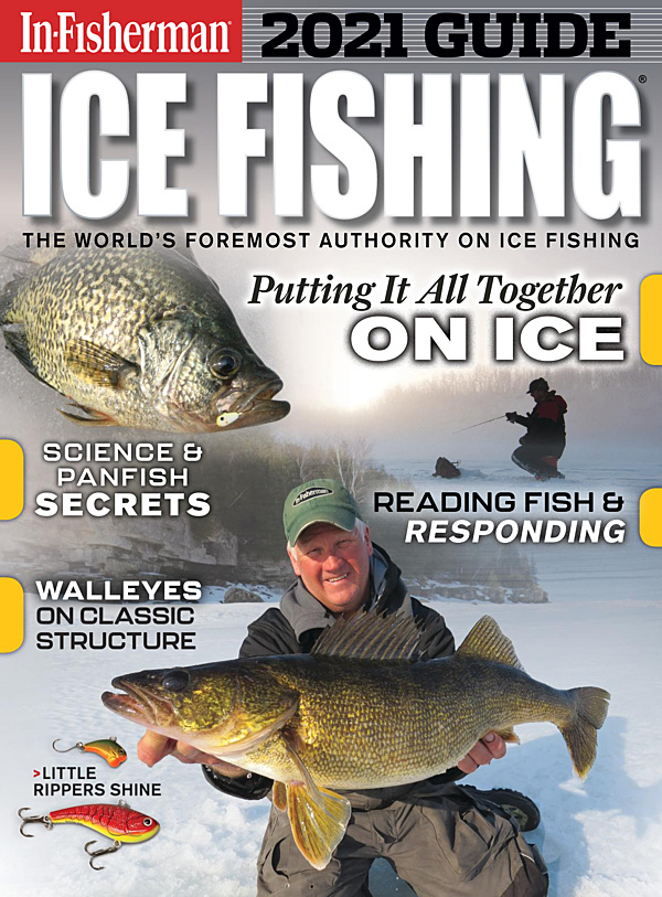 2021 In-Fisherman Ice Fishing Guide