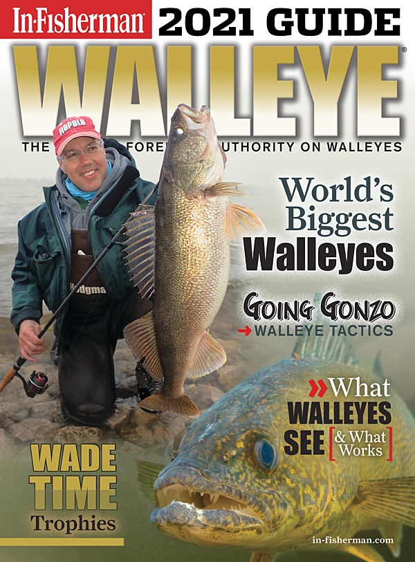 2021 In-Fisherman Walleye Guide