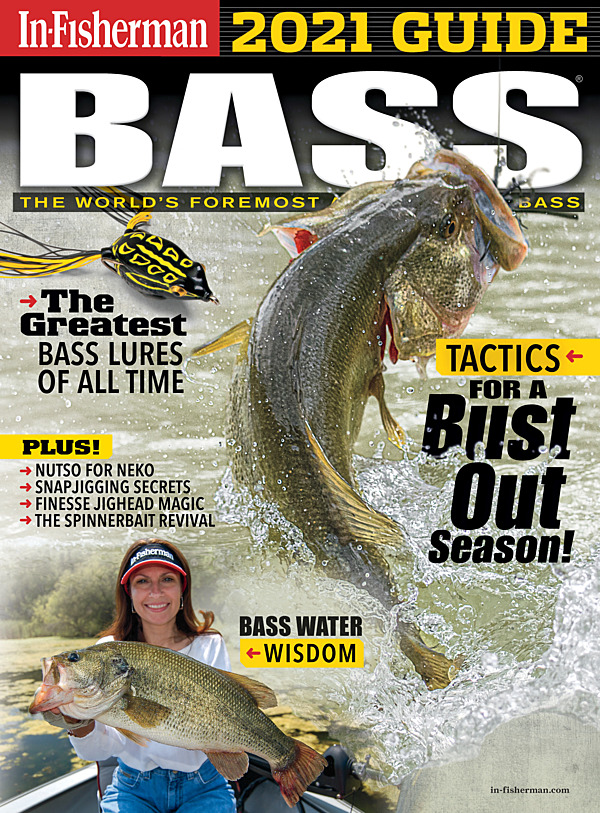 2021 In-Fisherman Bass Guide