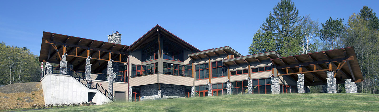 The new Thacher Park Center opened in 2017, thanks in part to a private fundraising campaign led by OSI.