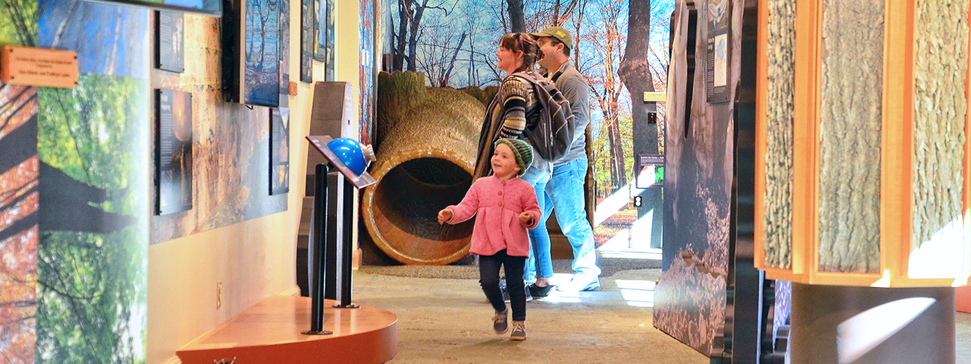 OSI led a private campaign to raise $3.3 million for the Humphrey Nature Center's standout interpretive features and teaching areas.