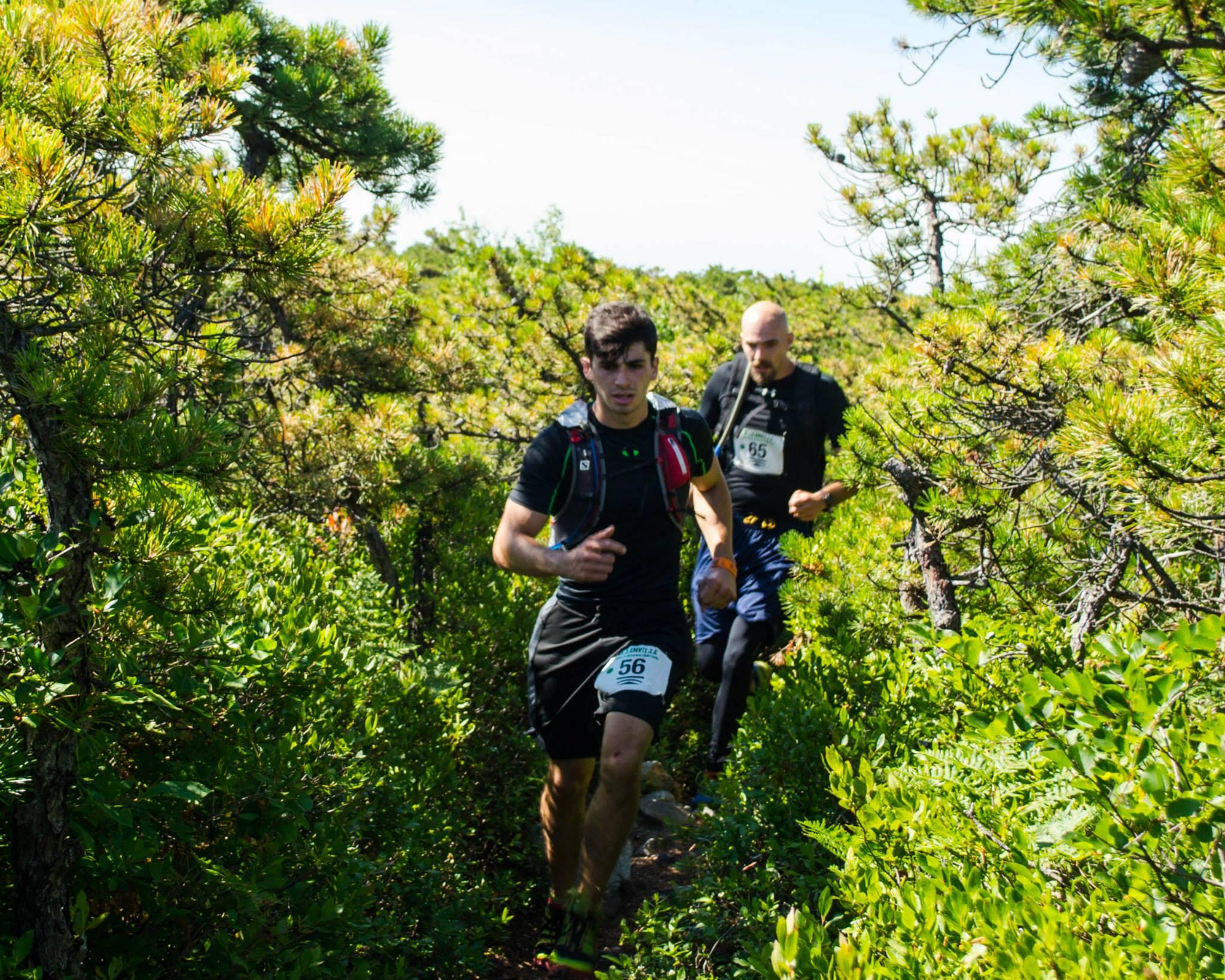 The annual Ellenville Mountain trail run takes place on lands we have conserved atop the Shawangunk Ridge.