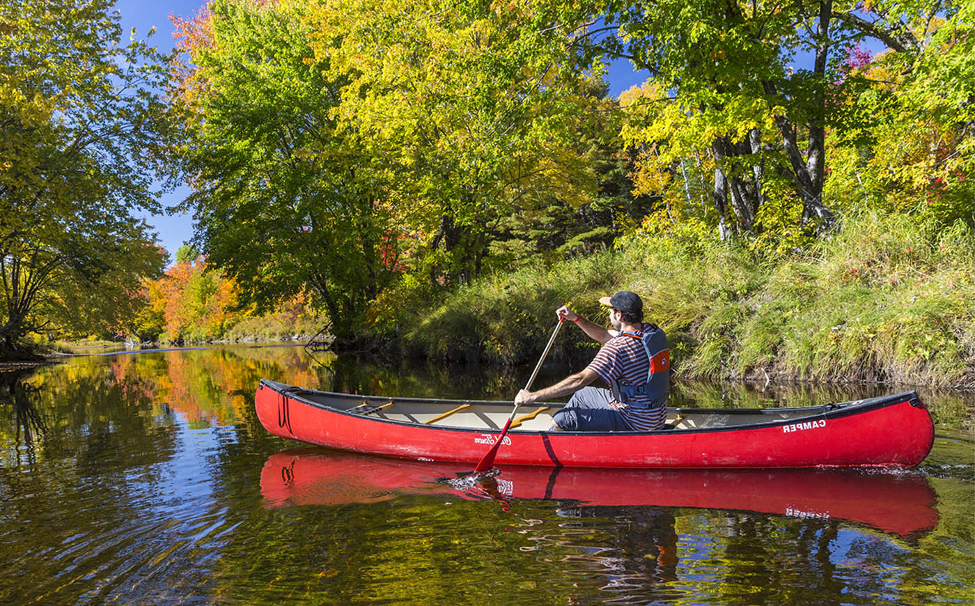 In 2016, we conserved nearly nine miles on the East Branch of Penobscot River, preserving access to one of Maine's best wild canoeing rivers, while protecting the river's ecological assets. The project builds on our 15-year conservation record in the Pine Tree State, during which we have awarded grants and loans totaling more than $13 million toward helping Maine's conservation groups and agencies protect more than 1.3 million acres.