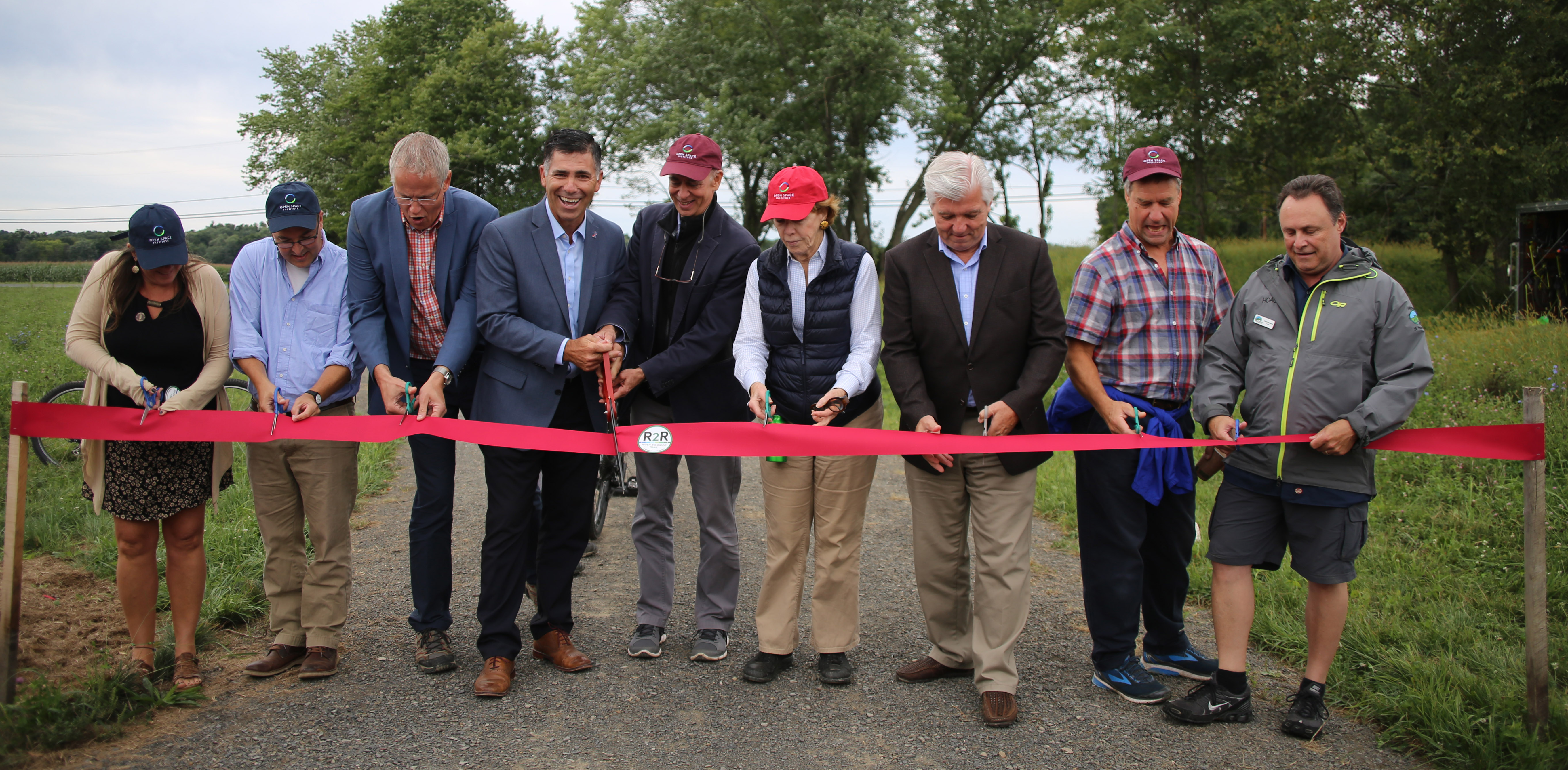 In Sep. 2018, OSI officially opened the River-to-Ridge Trail, connecting downtown New Paltz with 90 miles of trails in Minnewaska State Park Preserve and Mohonk Preserve.