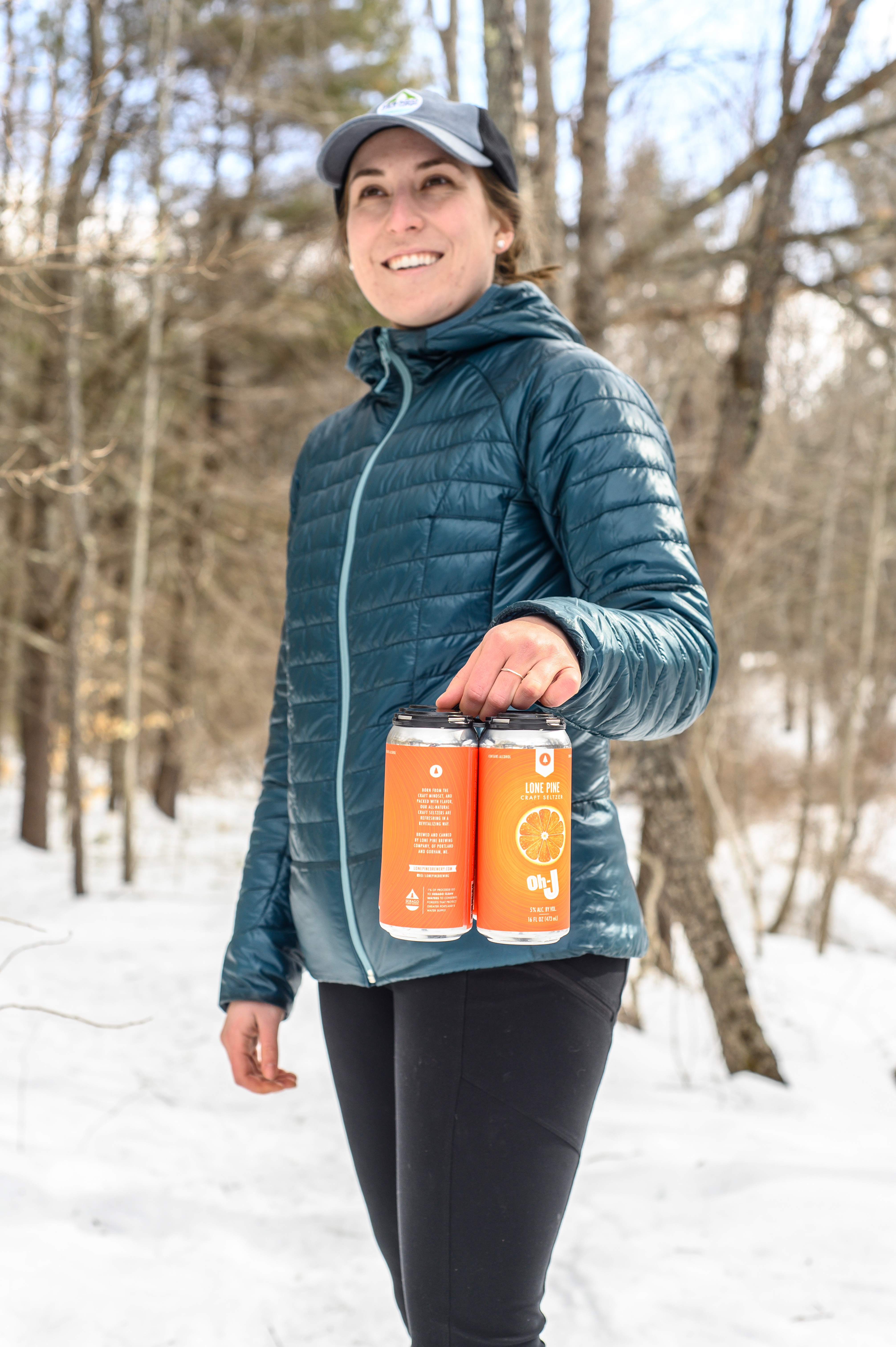 Lone Pine Brewery is one model Portland-area business that has donated to support Sebago Clean Waters and land protection around Sebago Lake.