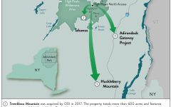 OSI Offers Alternative Access in the Adirondacks