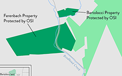 Bartolocci and Ferenbach Properties Protected by OSI