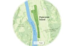 Papscannee Island