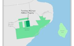 OSI's Protection of the Trembleau Mountain Addition Property