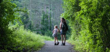 Cherry Valley trails