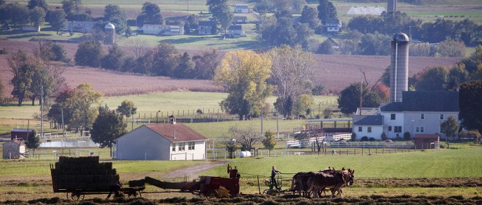One of the most fertile pockets within the 900-square-mile Highlands region sits along the eastern half of Lancaster County, PA, where OSI has developed a relationship with the Lancaster Farmland Trust for conservation in the Highlands.