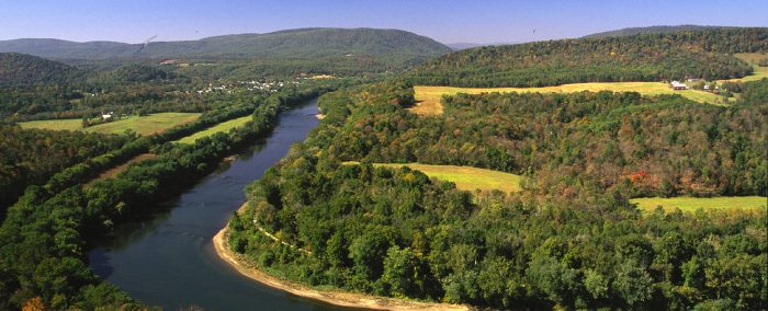 A $210,000 grant from OSI's Resilient Landscapes Initiative allowed the Cacapon and Lost Rivers Land Trust to acquire a conservation easement on the 750-acre hunt club property