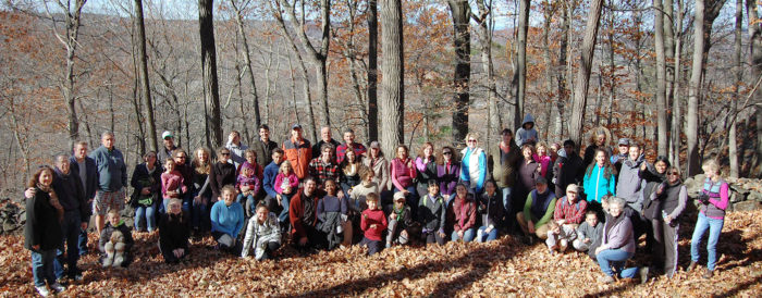 Staff and Family Hike