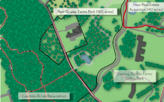 Open Space Institute and Normandy Partners Giralda Farms Park Conservation Development Project