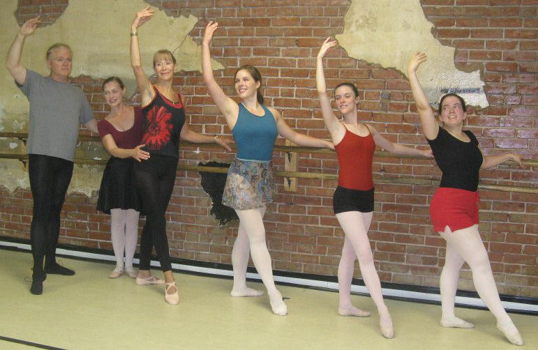 8 reasons ballet is a great dance class for adults omaha for Contemporary dance classes nyc