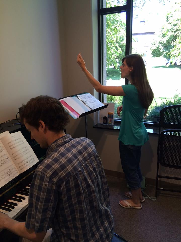 Voice Lessons - Omaha School of Music and Dance