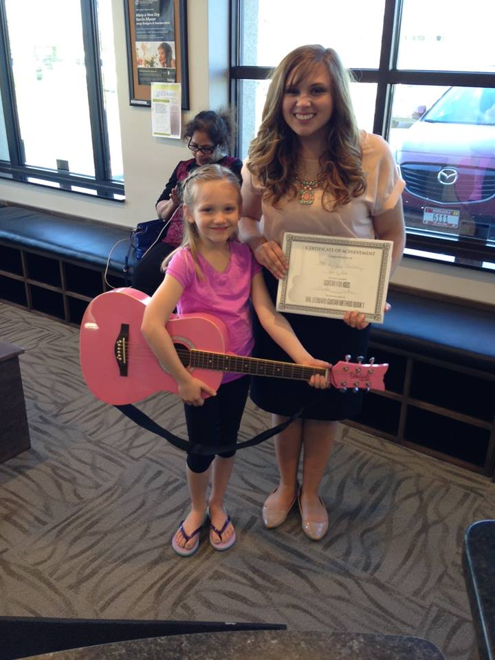 Guitar Lessons - Omaha School of Music and Dance