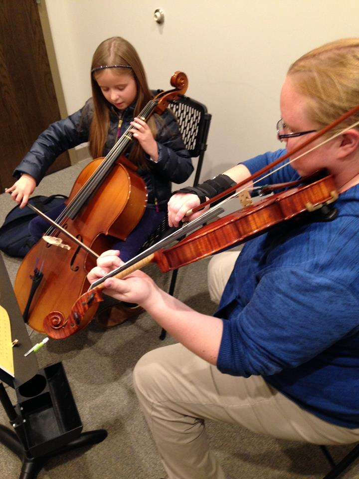 Violin String Lessons - Omaha School of Music and Dance