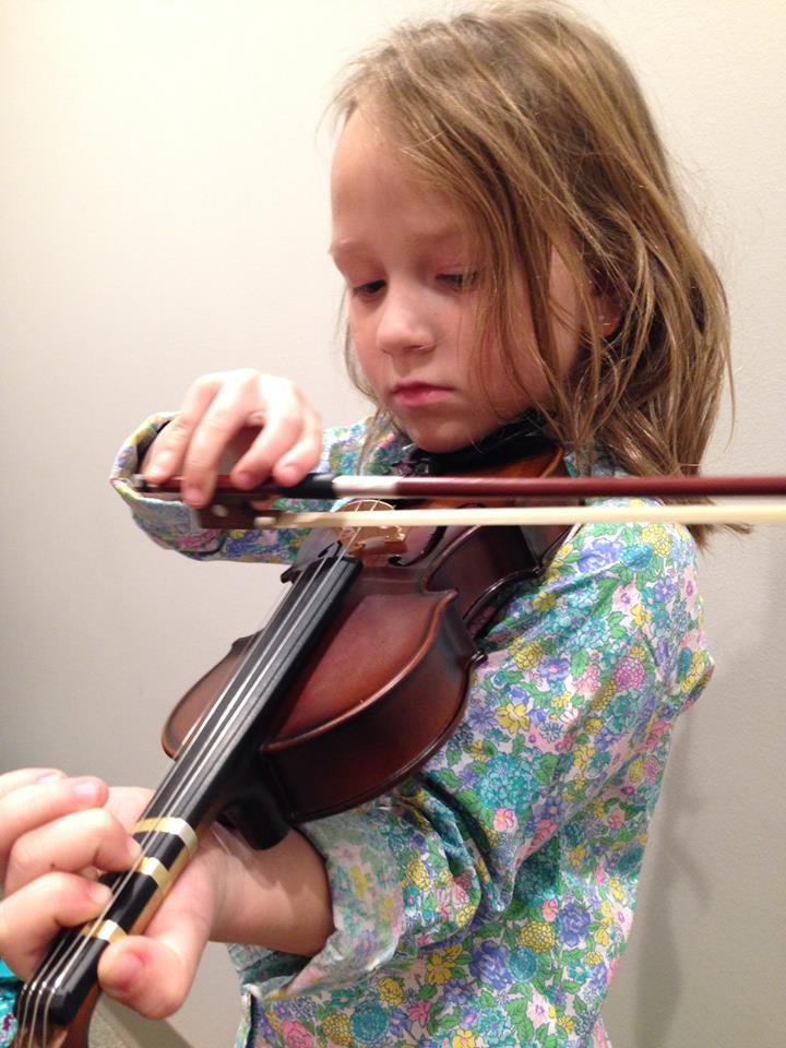 Violin Lessons - Omaha School of Music and Dance