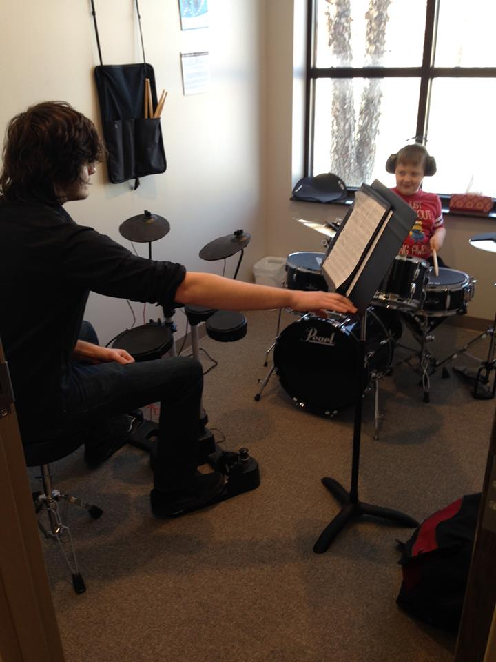 Drum Lessons - Omaha School of Music and Dance