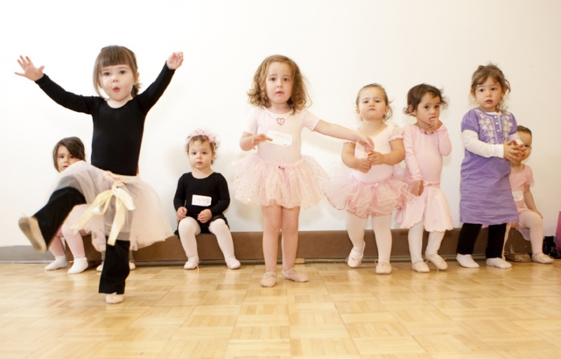 Group Ballet