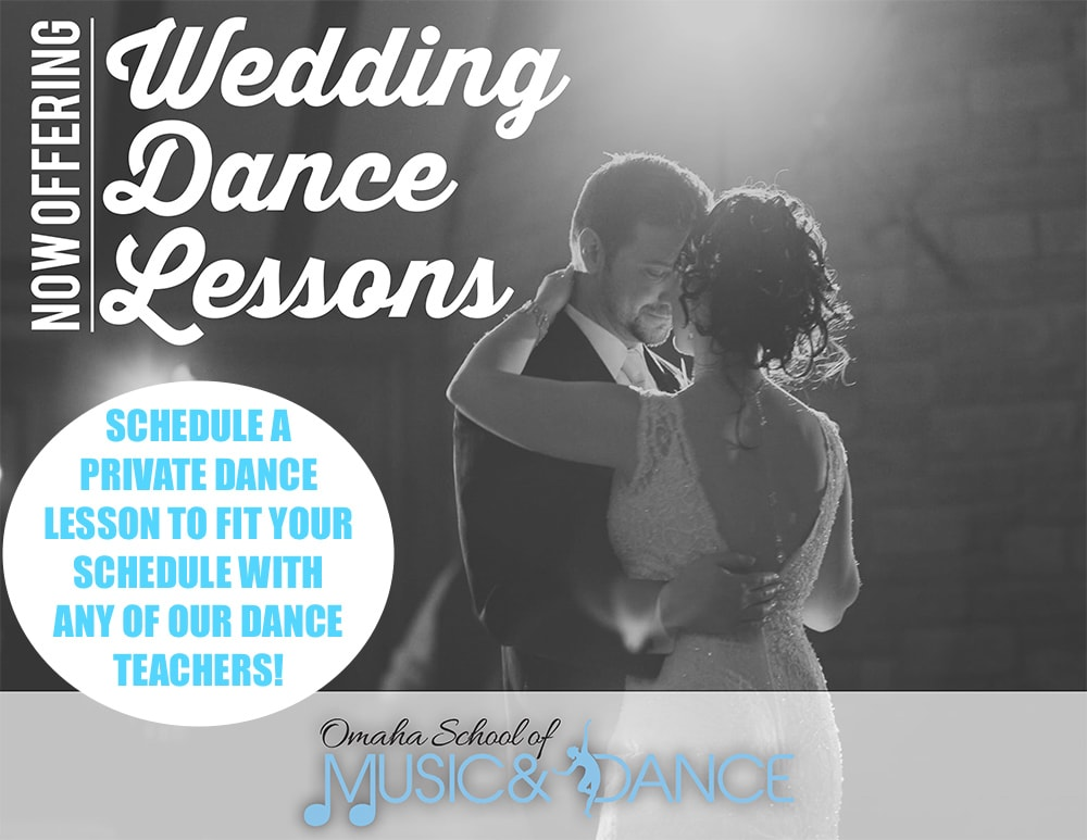 Wedding Dance Lessons | Omaha, NE