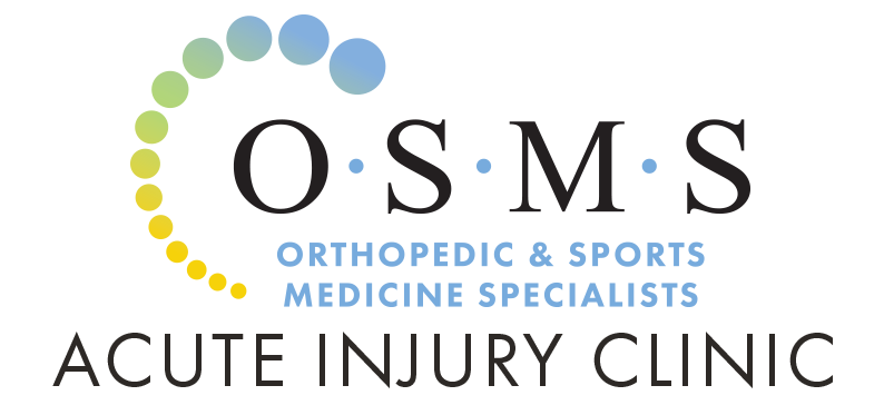 osms acute injury clinic