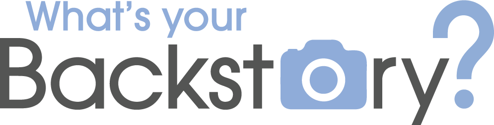 whats your backstory logo