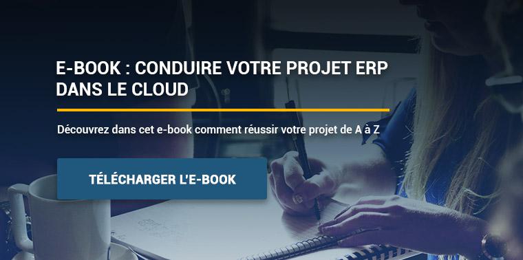conduire votre projet erp dans le cloud