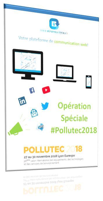 Opération Spéciale Pollutec 2018