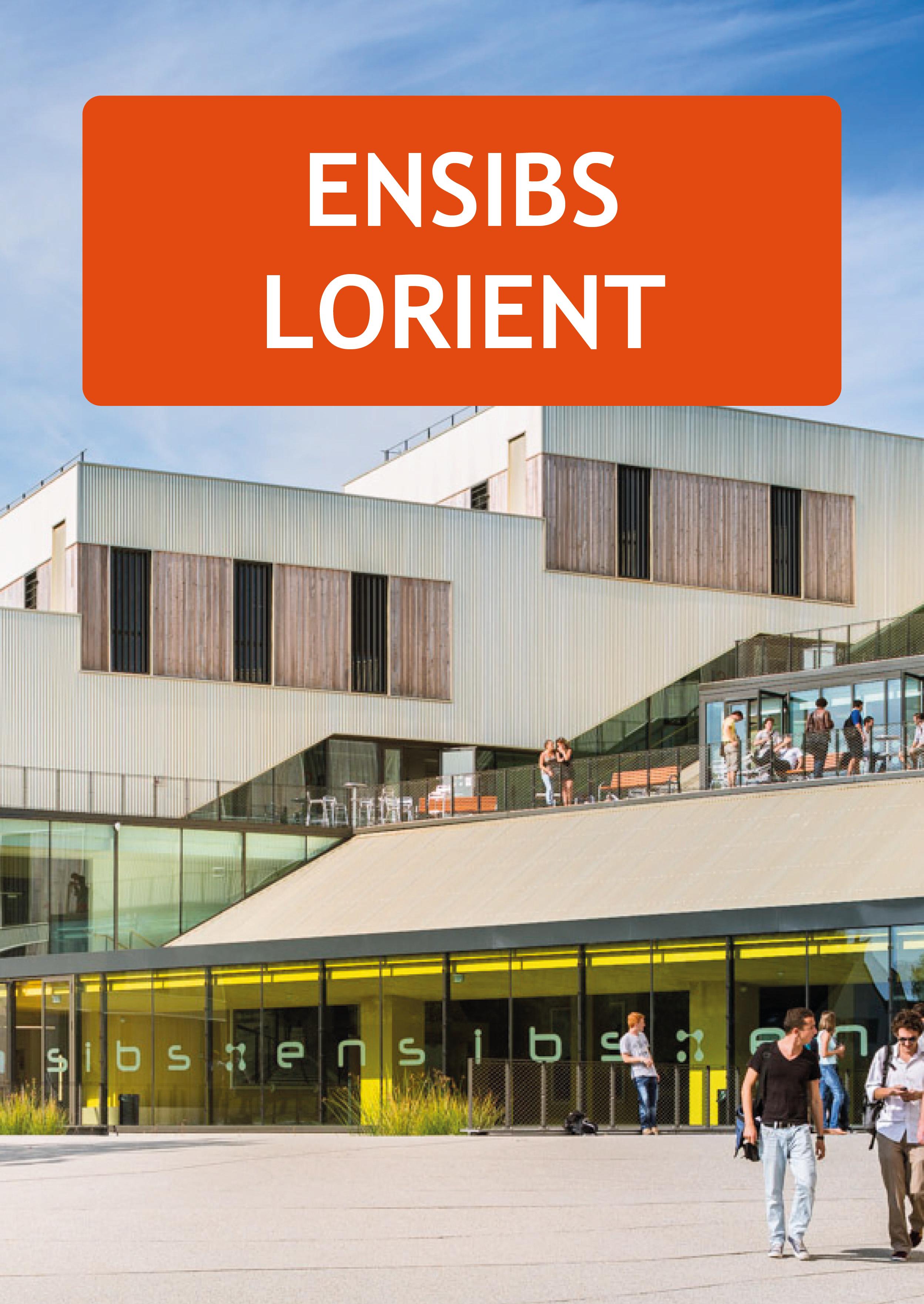 Plaquette ENSIBS Lorient
