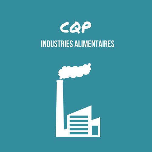 Présentation CQP Industries Alimentaires