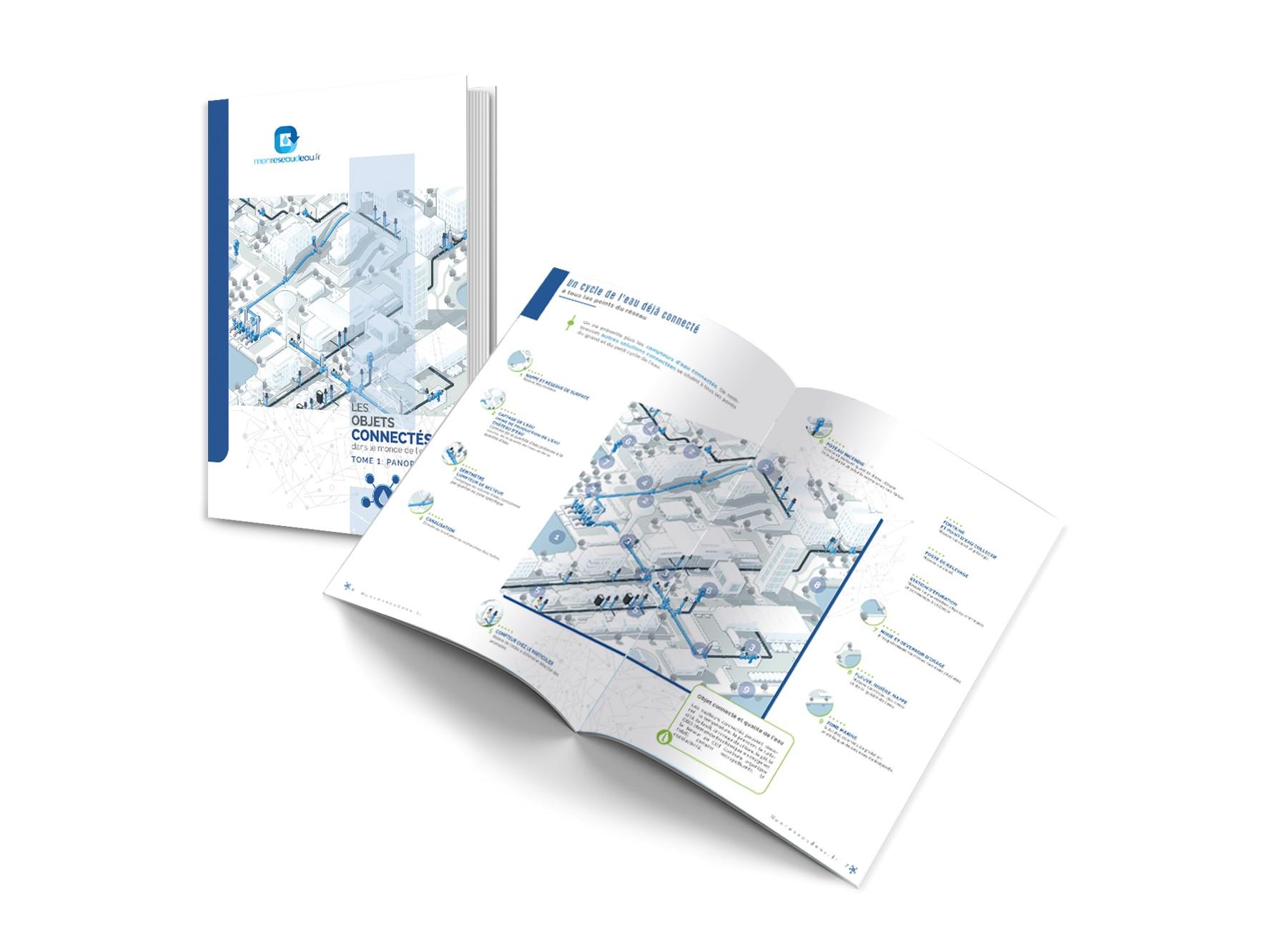 Extrait du livre blanc les objets connectés dans le monde de l'eau