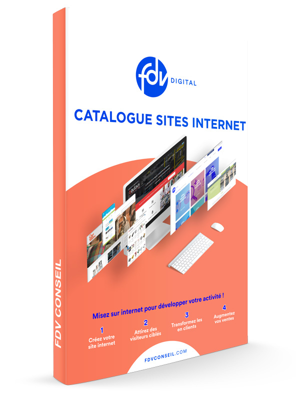 Catalogue sites internet